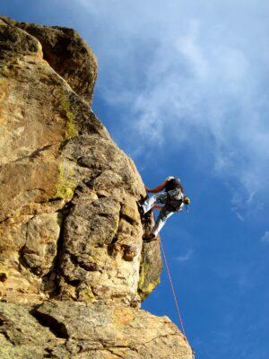 Galibier Design - Climbing Photo