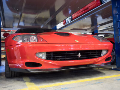 Galibier Design - Ferrari Shoot-3