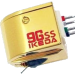 Galibier Design - Ikeda 9Gss Transparent Thumbnail