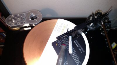 Galibier Design - Reed Tonearm Mount
