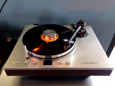 Galibier Design - Luxman PD171A With Kuzma 4Point-9