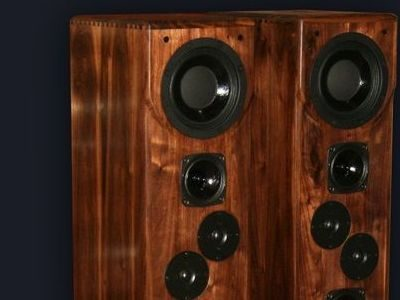 Galibier Design - Daedalus Speakers