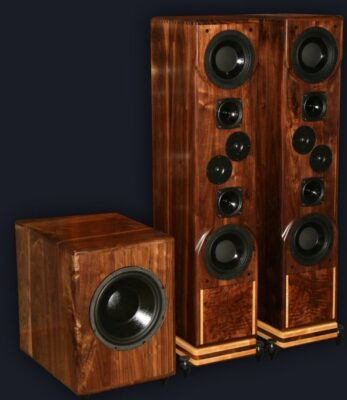 Galibier Design - Daedalus Loudspeakers