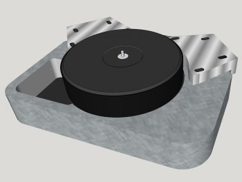 Galibier Design - Eiger Turntable