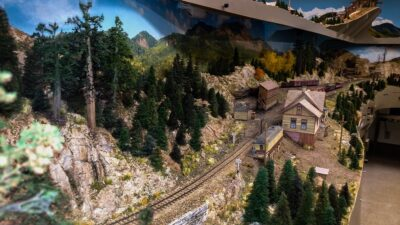 Galibier Design - Customer's Model Railroad