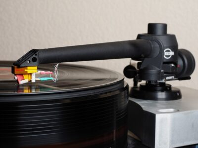 Galibier Design - Kuzma 4Point-9 Tonearm with Lyra Cartridge