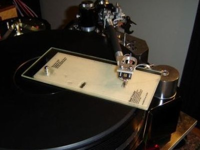 Galibier Design - Mint LP Cartridge Protractor