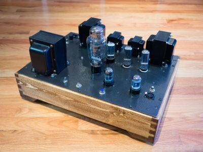 Galibier Design - NiWatt Amplifier
