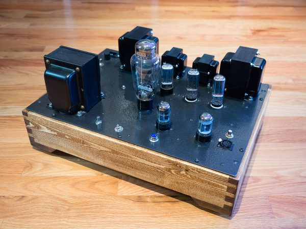 Galibier Design - NiWatt Amplifier