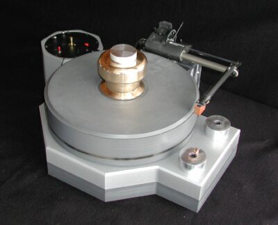 Galibier Design - Quattro Turntable