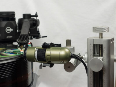 Galibier Design Setup Tools - Microscope