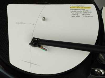 Setup Tools - Arc Protractor