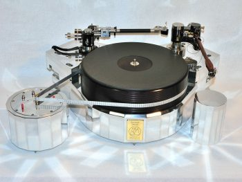 Galibier Design - Stelvio-II Turntable