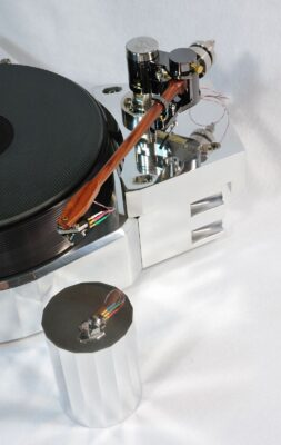 Galibier Design - Mk-II Turntable Armboard